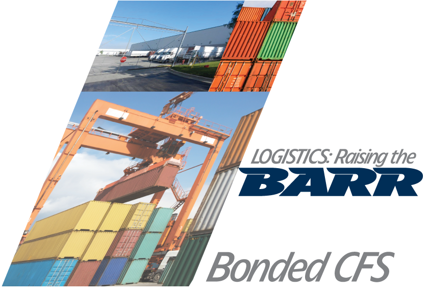 Bonded CFS | U S  Customs Bonded Container Freight Station